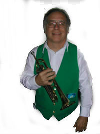 Rick Foster - 2nd Trumpet, MC & Vocalist